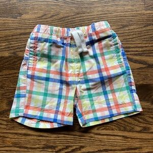 Seed Heritage Baby Plaid Shorts